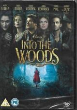 INTO THE WOODS  - NEW / SEALED DVD - UK STOCK