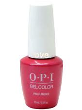 Opi GelColor New Gel Nail Polish Soak-Off Gc E44- Pink Flamenco