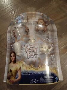 BRAND NEW! DISNEY BEAUTY & THE BEAST CASTLE FRIENDS COLLECTION!