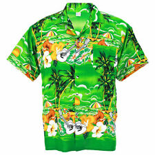 Short Sleeve Regular Hawaiian Casual Shirts & Tops for Men