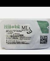 Weck Polymer Ligating Hem-O-Lok Clips size M  544230 individual