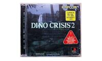 USED PS1 PS PlayStation 1 DINO CRISIS2 55497 JAPAN IMPORT