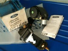 FORD ESCORT MK4 XR3i RS TURBO GENUINE BNIB R/H FRONT SEAT BELT KIT NOS RARE