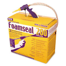 Foamseal 200 - 2-part Polyurethane Spray Foam DIY Insulation