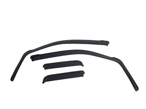 EGR 573511 SlimLine In-Channel WindowVisors Set of 4