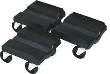 Arctic Cat Snowmobile Shop Dolly Wheels Dollies Caddy Sled Slides Black