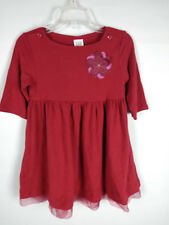 baby GAP Girls Special Occasion Holiday Red Dress 18 24 Months