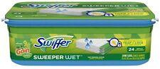 Swiffer Wet Mop Sweeper Floor Cloths Kit Wetjet Starter Jet Pad Refills Mopping