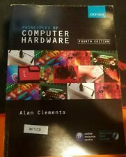 Principles of Computer Hardware by Alan Clements 9780199273133 | Good | WITH CD