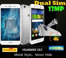 Android Octa Core Factory Unlocked Silver Mobile Phones