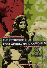 The Return of the Post Apocalyptic Cowgirls (DVD) Brand New Maria Beatty Film