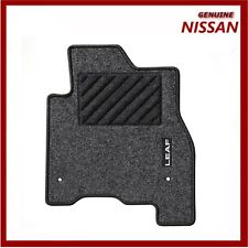 Genuine Nissan Leaf ZE0E Floor Mats Front And Rear Carpets KE7553NL20 New!