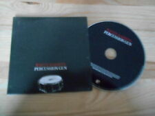 CD Indie White Rabbits - Percussion Gun (2 Song) Promo V2 COOP cb