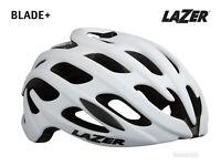 NEW Lazer BLADE+ Road Cycling Helmet : WHITE