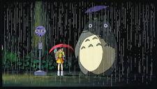 """03 My Neighbor Totoro Anime Japan 25""""x14"""" Poster"""