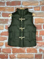 Denim & Supply Ralph Lauren S Military Quilted RRL Toggle Duffle Puffer Vest