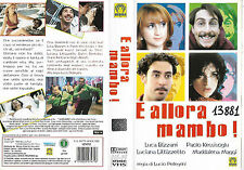 E ALLORA MAMBO! (1999) vhs ex noleggio