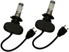 H7 CSP 50W 8000 Lumen LED Headlight Bulb Kit - Honda CBR 1000RR 600RR F4i RC51