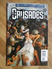 THE CRUSADES #19 VERTIGO COMICS NEAR MINT (W14)