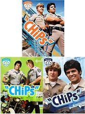 CHiPs Season 1 2 3 DVD Set Complete Series Collection TV Show Episodes Box Drama