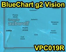Garmin BlueChart g2 Vision VPC019R Polynesia