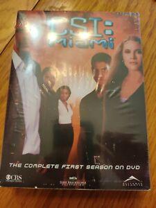CSI Miami Season One DVD Set
