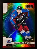 Nathan MacKinnon - 2017-18 O-Pee-Chee Platinum Rainbow Color Wheel #67