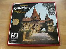 4 LP Box Klingender Hausschatz deutscher Volksmusik Vinyl Marcato Schallplatten