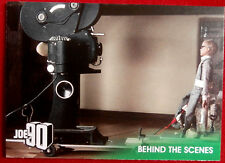 JOE 90 - BEHIND THE SCENES - Card #45 - GERRY ANDERSON COLLECTION - Unstoppable