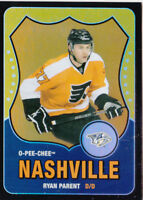 10-11 OPC Ryan Parent /100 Retro Rainbow BLACK Flyers 2010
