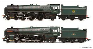 HORNBY R3995 R3996 BR, 'Clan' Standard 6MT, 4-6-2, Choice of 72009 or 72004
