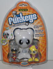 U.B. Funkeys Funkey Starter Kit With Scratch and Twinx New
