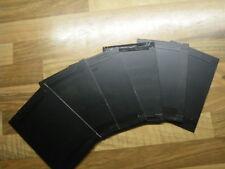 """6 Stück Planfilmhalter Reduktionen von 10x15 auf 4x5"""" Aluminium gefräst"""