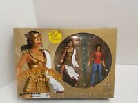 Promethea with Sophie Deluxe Action Figures Set DC Direct MIB