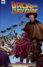Back To The Future Cover Gallery (2016,Idw) Schoening Campbell , 1st Print, Nm