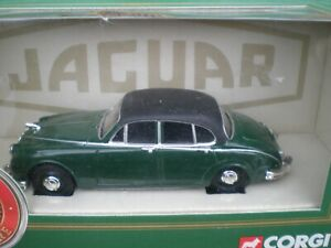 Corgi CC01801 Jaguar MKII British Racing Green