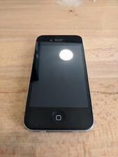 Apple iPhone 4s - 16GB - Black (AT&T) A1387 (CDMA + GSM) - USED - READ DESC
