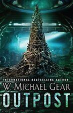 Outpost (Donovan Trilogy Book 1)-W. Michael Gear