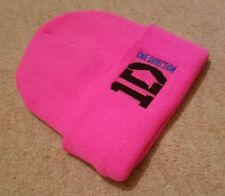 Official Licensed One Direction, 1D,  Hot Pink Beanie Bobble Hat One Size.