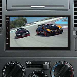 """7"""" Touch Screen Android 9.1 Car Stereo Radio Double Din WIFI MP5 GPS Navigation"""
