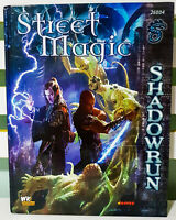 Street Magic: Shadowrun Fourth Edition! HB 2006 Book by WK Games & Fanpro!