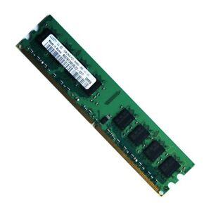 Job Lot 10x 1GB DDR2 800 PC2-6400 PC Memory Various Brands