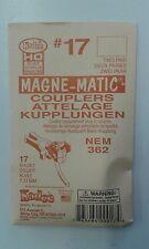 H0 Kadee Coupling for Nem Shaft 362 17 NEU
