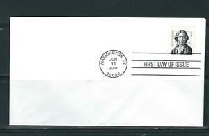 US SC # 3430 Harriet Beecher Stowe  FDC. Ready For Cachet