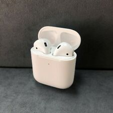 Apple AirPods 2nd Generation In-Ear Headphone with Wireless Charging Case