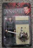 "Angel Series 5 - ""Wolfram & Hart""  7' MIB 2006 - Buffy TV Show"