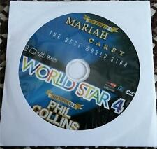 GREATEST 1980'S & 1990'S KARAOKE DVD HITS OF MARIAH CAREY & PHIL COLLINS