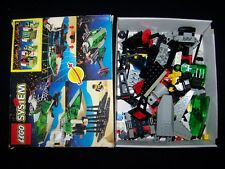 Lego 6897 Space Police 1992 Building Block Vintage Set