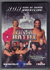 Ring of Honor Wrestling - Final Battle 2009 - New York City, NY - 12/19/09