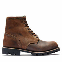 NEW W/BOX MEN'S TIMBERLAND® AMERICAN CRAFT WATERPROOF BOOTS SUEDE BROWN SZ 9